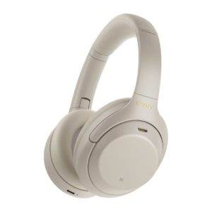 Sony WH-1000XM4 Wireless Noise Cancelling Headphones (Silver)