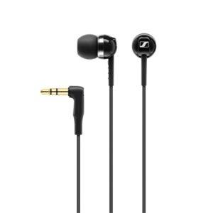 Sennheiser CX 100 In-Ear Headphones Black
