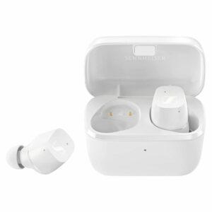 Sennheiser CX True Wireless Earbuds - Bluetooth In-Ear Headphones (White)