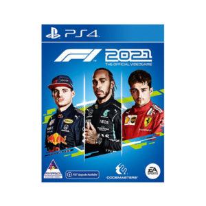Formula 1 PS4 (2021)
