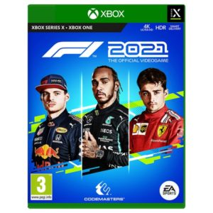 Formula 1 2021 X-Box Edition