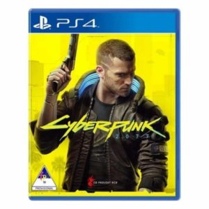 Cyberpunk 2077 - Standard Edition (PS4)