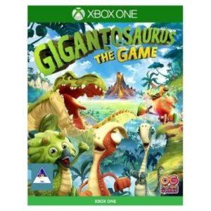 Gigantosaurus The Game (Xbox One)
