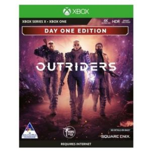 Outriders Day One Edition (XB1/XBS)