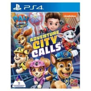 Paw Patrol: Adventure City Calls (PS4)