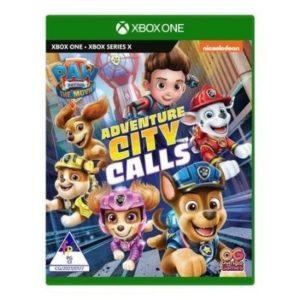 Paw Patrol: Adventure City Calls - (Xbox One / Series X)