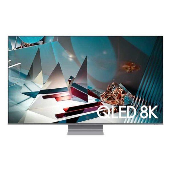 "samsung 65"" q800t qled 8k smart tv (2020)"