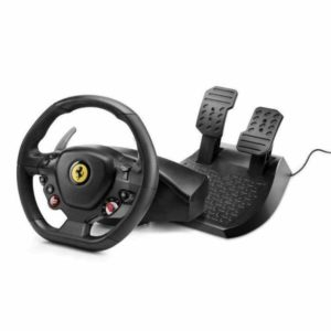 Thrustmaster : Steering Wheel T80 Ferrari 488 GTB Edition (PC/PS4)