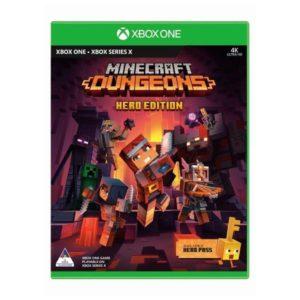 Xbox One Minecraft Dungeons Hero Edition